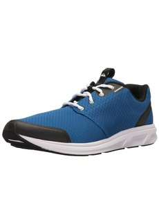 Quiksilver Men's Voyage Running Shoe Cross Trainer Blue/White 11 M US