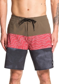 "Quiksilver Men's Washed 18"" Swim Trunk"