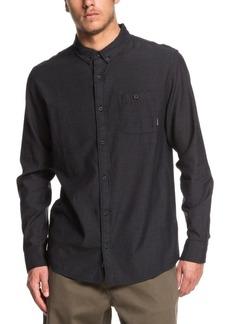 Quiksilver Men's Waterfall Long Sleeve Shirt