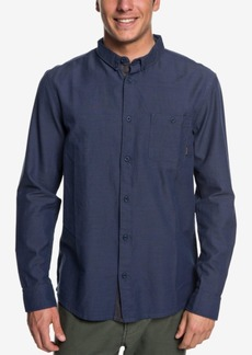 Quiksilver Men's Waterfall Poplin Shirt