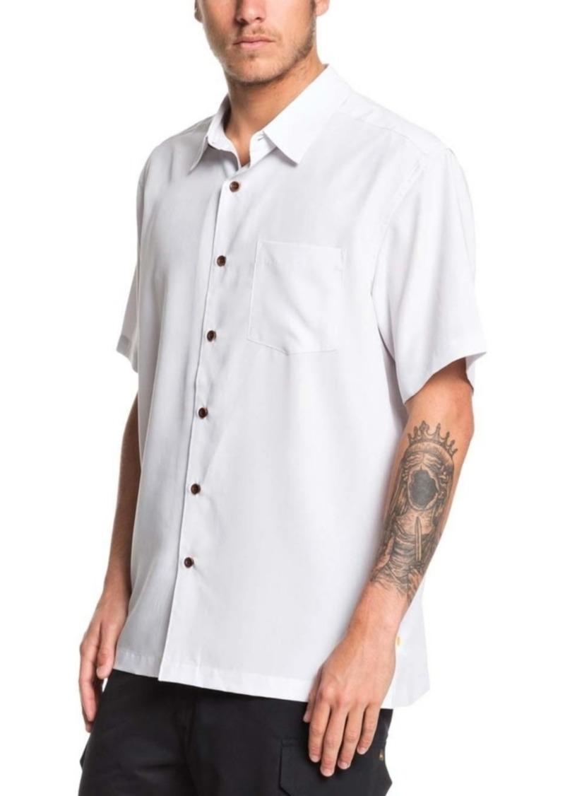 Quiksilver Men's Waterman Cane Island Shirt