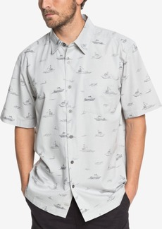 Quiksilver Men's Waterman Channel Cruising Shirt