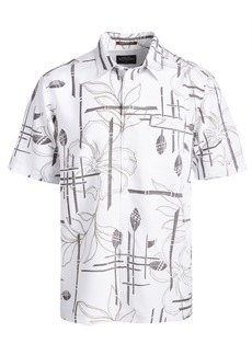 Quiksilver Men's Waterman Paddle Out Shirt