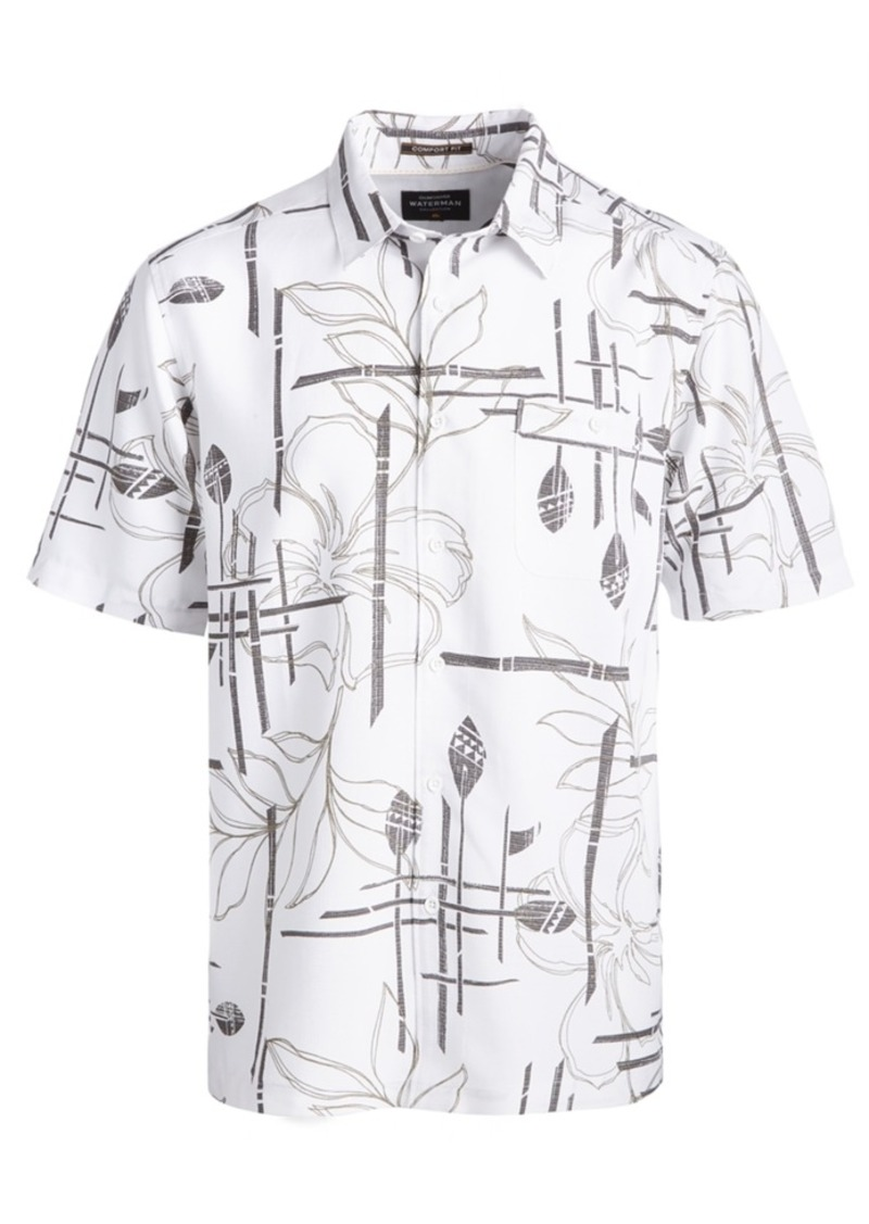 Quiksilver Waterman Men's Paddle Out Shirt