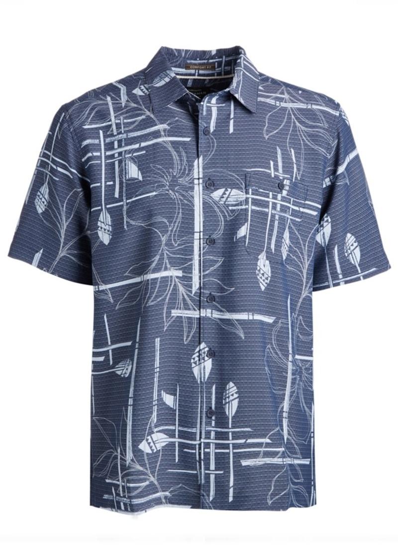 Quiksilver Waterman Men's Paddle Out Shirt