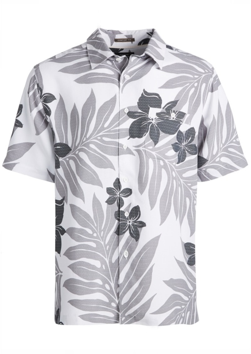 Quiksilver Men's Waterman Shonan Hawaiian Shirt