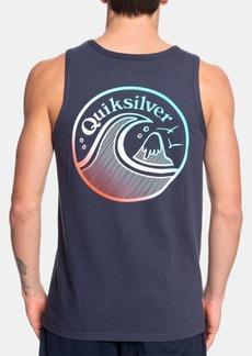 Quiksilver Men's Wave Logo Tank