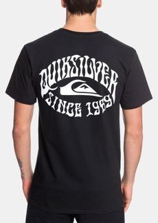 Quiksilver Men's Western Logo T-Shirt