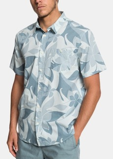 Quiksilver Men's Woven Graphic Shirt