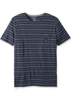 Quiksilver Men's Zermet Short Sleeve  L