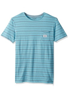 Quiksilver Men's Zermet Short Sleeve  XL