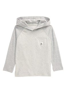Quiksilver Michi Hooded Shirt (Toddler Boys & Little Boys)