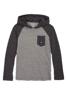 Quiksilver Michi Hooded T-Shirt (Big Boys)