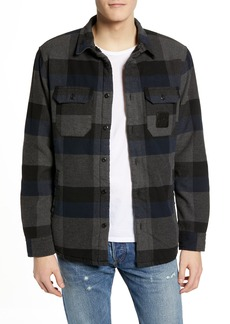 Quiksilver Miho Stones Long Sleeve Woven Shirt Jacket