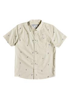 Quiksilver Mini Kamakura Woven Shirt (Big Boys)