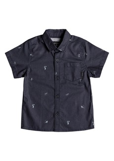 Quiksilver Mini Kamakura Woven Shirt (Toddler Boys & Little Boys)