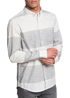 Quiksilver Minoo Valley Striped Shirt