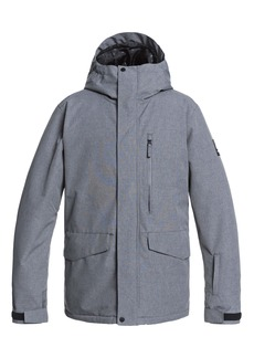 Quiksilver Mission Solid Waterproof Jacket
