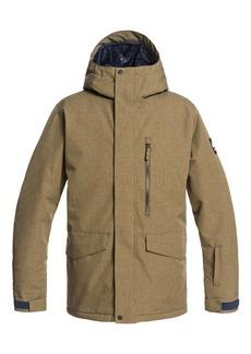 Quiksilver Mission Solid Waterproof Jacket