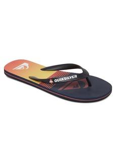 Quiksilver Molokai Slab Flip Flop (Men)
