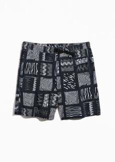 Quiksilver Mosaic Belted Short