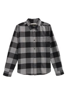 Quiksilver Motherfly Flannel Shirt (Big Boys)