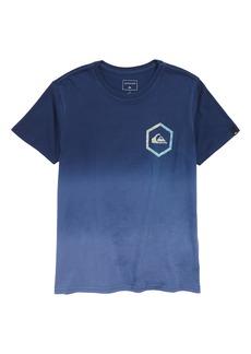 Quiksilver Multi Hex Logo T-Shirt (Big Boys)