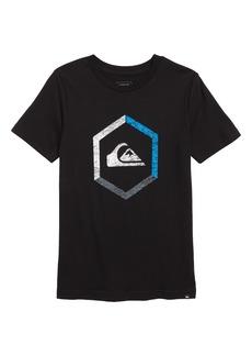Quiksilver Multi Hex T-Shirt (Big Boys)