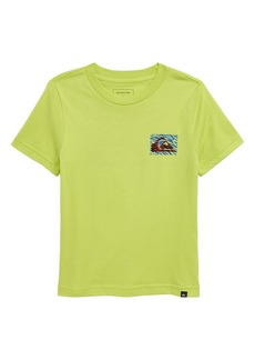 Quiksilver New Take Graphic Tee (Toddler & Little Boy)