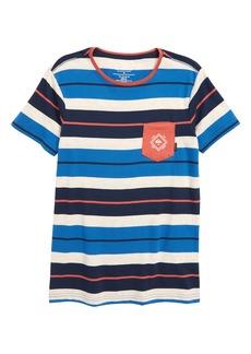 Quiksilver Oloa Stripe T-Shirt (Big Boys)