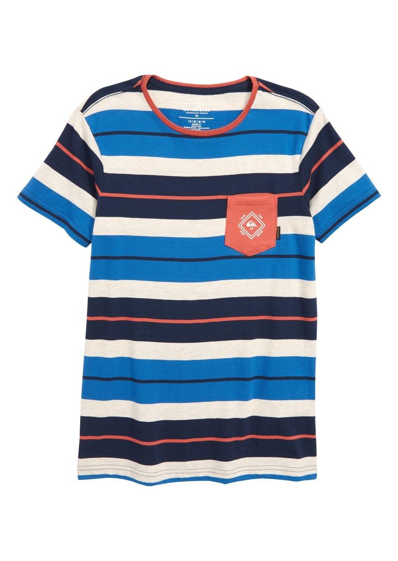 f829761e94 Oloa Stripe T-Shirt (Big Boys)