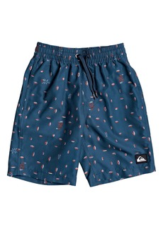Quiksilver Pacific Volley Swim Trunks (Toddler & Little Boy)