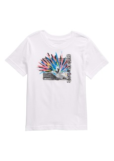 Quiksilver Painted Splash Graphic T-Shirt (Toddler Boys & Little Boys)