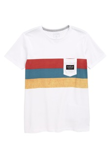 Quiksilver Peaceful Progression T-Shirt (Big Boys)