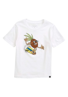 Quiksilver Pineapple Graphic Tee (Toddler & Little Boy)