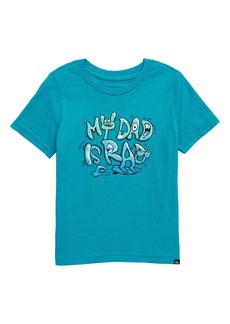 Quiksilver Rad Dad Graphic Tee (Toddler & Little Boy)