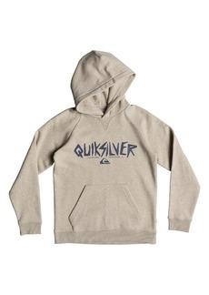 Quiksilver Rough Type Hoodie (Big Boys)