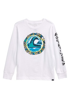 Quiksilver Roulet Graphic T-Shirt (Toddler Boys & Big Boys)