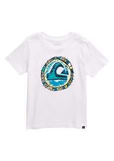 Quiksilver Roulet Graphic T-Shirt (Toddler Boys & Little Boys)