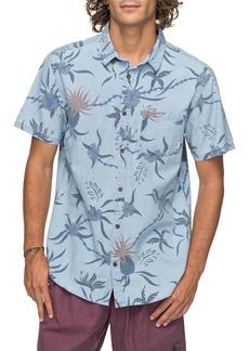 Quiksilver Shakka Mate Short Sleeve Shirt