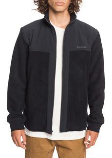 Quiksilver Simpang Fleece Zip Up Jacket