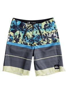 Quiksilver Slab Island Board Shorts (Big Boys)