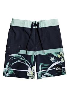 Quiksilver Slab Island Board Shorts (Toddler Boys & Little Boys)