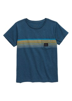 Quiksilver Slab Pocket T-Shirt (Toddler & Little Boy)