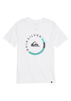 Quiksilver Slab Session Graphic T-Shirt (Big Boys)