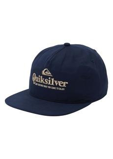 Quiksilver Slow Downtown Baseball Cap