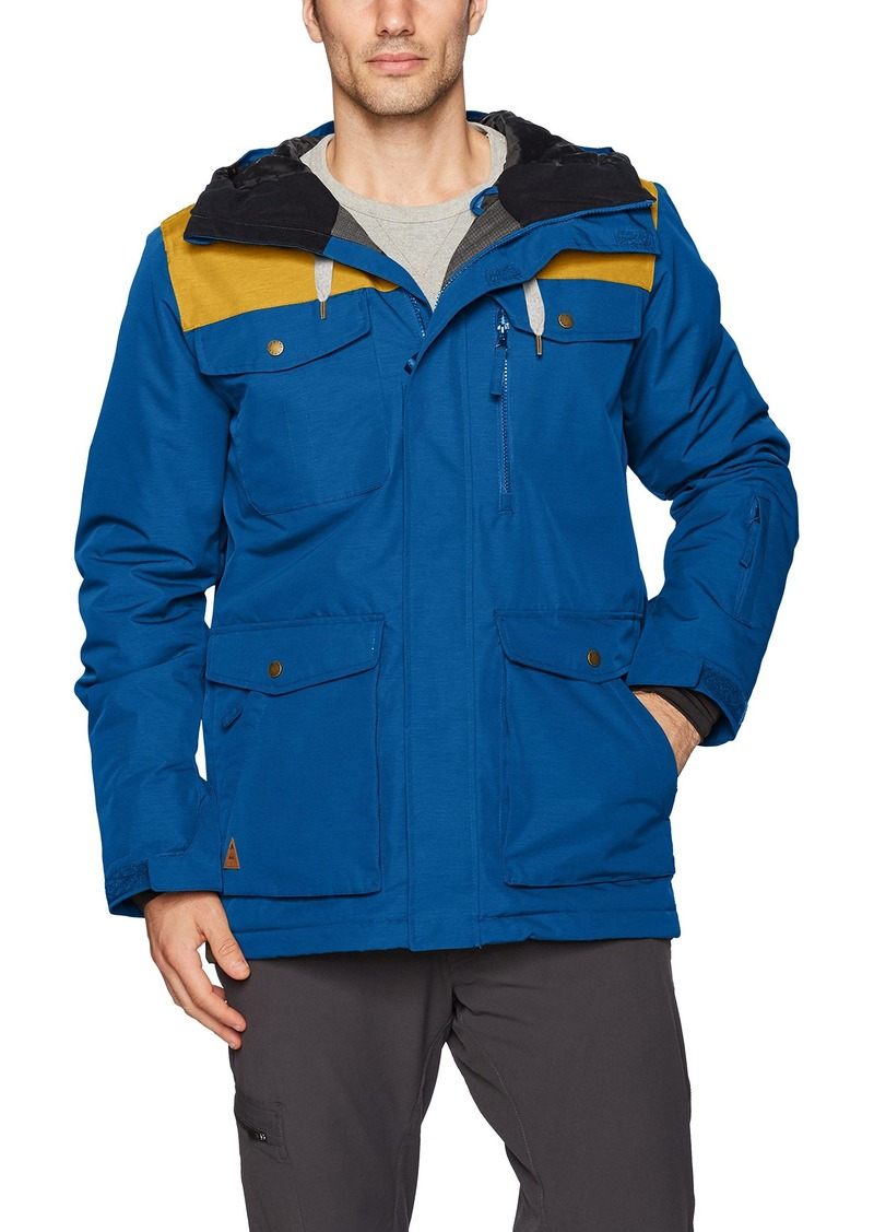 Quiksilver Snow Quiksilver Men's Raft Snow Jacket  XL