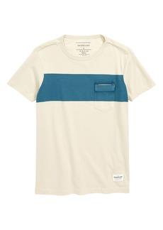 Quiksilver Sobu Lines Pocket T-Shirt (Big Boys)