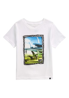 Quiksilver Stax On Surf Graphic T-Shirt (Toddler Boys & Little Boys)