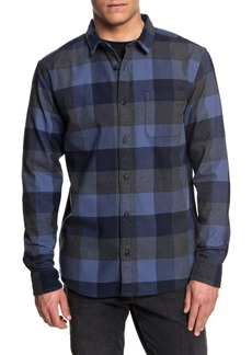 Quiksilver Stretch Flannel Shirt